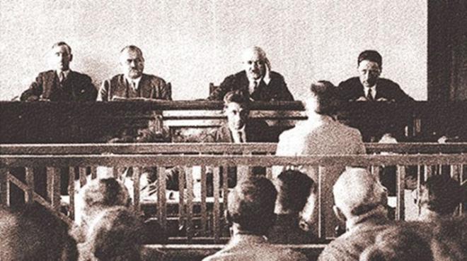 Ankara İstiklal Mahkemesi, Ali Çetinkaya, Kılıç Ali, Necip Ali, Reşit Galip