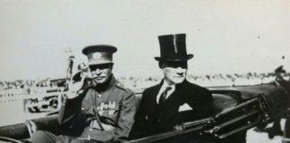 Atatürk ve Rıza Pehlevi